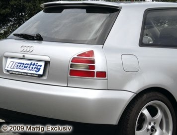 Audi A3 Mattig Exclusiv Baglygte-skygger